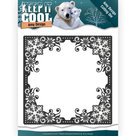 ADD10158 Snijmal Amy Design Keep it Cool - Square Frame