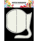 470.713.695 Dutch Doobadoo Card Art Coffeepot