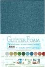Glitterfoam-lichtblauw