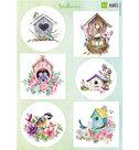 VK9573 Knipvel Birdhouses spring