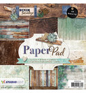 PPDEN104 - Paper Pad, Denim Saturdays nr.104
