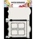 470.713.711 Dutch Doobadoo Card art Closet