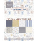 PK9162 Papierblok Ocean Adventure Marianne Design