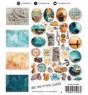 EASYOV650 - Die Cut Paper Set Ocean View nr.650 vb