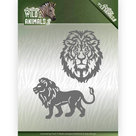 ADD10177 Snijmal Amy Design - Wild Animals 2 - Lion