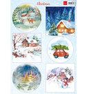 VK9579 Knipvel Christmas