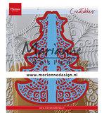 LR0612 Creatables Gate Folding dies – Christmas