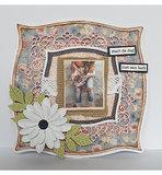 470.713.181  Dutch Doobadoo Shape Art Frame Elton vb