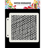 470.715.143 Dutch Doobadoo Mask Art Triangle wave