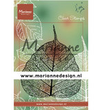 TC0877 Clear stempel Tiny's Leaf
