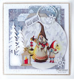 HK1707 Knipvel Hetty's Winter gnomes vb1