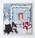 IT613 Knipvel Tiny's Snowmen vb