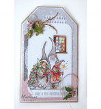 HT1650 Clearstamps Hetty's Gnomes Family vb