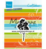 CR1496 Craftables Forget me not