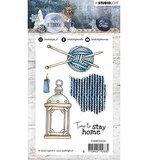 STAMPSA398  Stamp, Snowy Afternoon nr.398 vb
