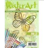 1069 WaterArt aquarelpapier A6