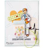 CR1546 Craftables snijmal Heart Beat vb