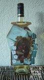 Voorbeeld flessenhanger Linda Timpers