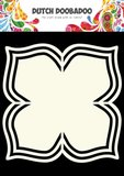 470.713.118 Shape Art Flower 4 Dutch Doobadoo