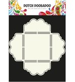 470.713.020 Dutch Doobadoo Envelop Art Scallop 3