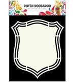 470.713.140 Dutch Doobadoo Shape Art Shield