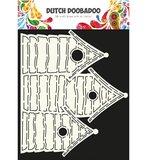 470.990.000 Dutch Doobadoo Card Art Beachhouse