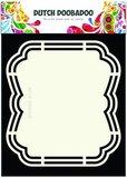 470.713.163 Dutch Doobadoo Shape Art Cascade