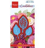 LR0547 Creatables snijmallen Leaf Set