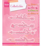 COL1458 Collectables snijmallen Arrow sentiments
