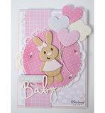 COL1463 Collectables snijmallen Eline's baby bunny vb