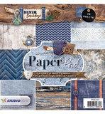 PPDEN103 - Paper Pad, Denim Saturdays nr.103