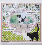 LR0591 Creatables snijmallen Tiny's cats 2
