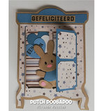 470.713.711 Dutch Doobadoo Card art Closet vb