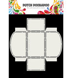 470.713.054 Dutch Doobadoo Box Art Cookie tray