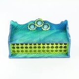 Nuvo embellishment mousse - pacific teal 822N -3