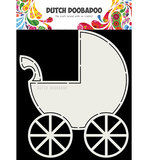 470.713.714 Dutch Doobadoo Card art Buggy