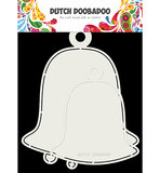 470.713.722 Dutch Doobadoo Shape Art 2x Kerstbellen