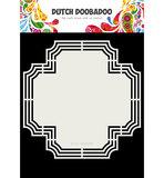 470.713.179  Dutch Doobadoo Shape Art cross