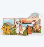 COL1470 Collectables snijmallen Eline's Alpaca vb
