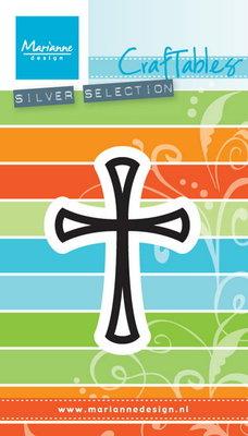CR1400 Craftables snijmal sierlijk kruis