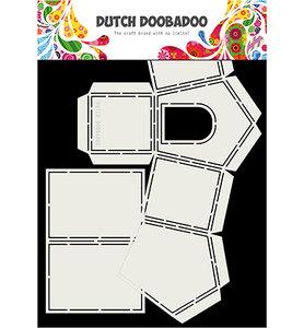 470.713.727 Dutch Doobadoo Card Art Doghouse