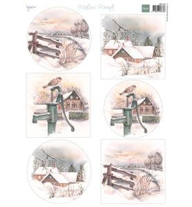 MB0182 Knipvel Mattie's Mooiste Dutch Winter