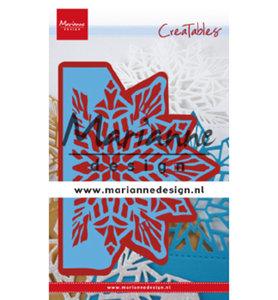 LR0632 Creatables Gate folding die - Crystal