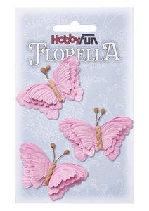 Florella papieren vlinders