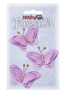 3866098 Florella papieren vlinders lavendel
