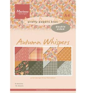 Papierblok Pretty Papers - Eline's Autumn Whispers PB7059