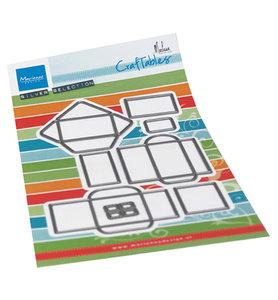 CR1518 Craftables Envelope set by Marleen