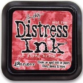 Distress inkt Fired Brick