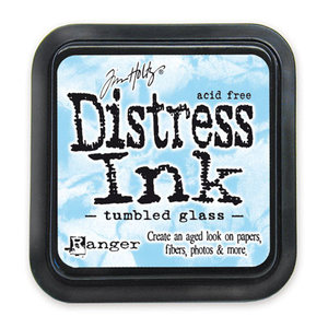 Distressinkt Tumbled Glass