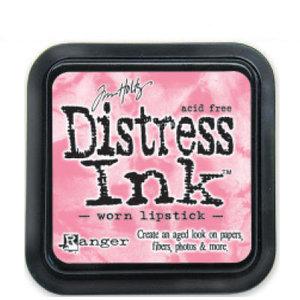 Distressinkt Worn Lipstick